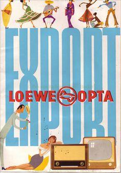 LOEWE OPTA Export   France