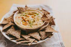 Hummus Jamie Oliverin tapaan (helppo ja nopea resepti)