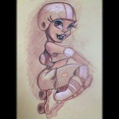 Jime litwalk sketch