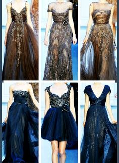 Elie Saab Fall Winter 2011 ♥♥