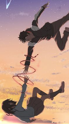 Anime Drawings Anime Music Treasures That Will Make Your Heart Pound Stronger - Your Name - Kimi No Na wa - Anime music treasures from the best anime OST to our favorite anime singer you will find the best anime songs of all time. Film Anime, Manga Anime, Anime Crying, Your Name Anime, Your Name Movie, Anime Triste, Manga Kawaii, Japon Illustration, Animes Wallpapers