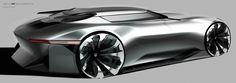 Jaguar XK New Generation on Behance