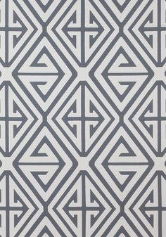 DEMETRIUS APPLIQUE, Grey, W724303, Collection Bridgehampton from Thibaut