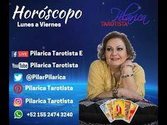 Pilarica Tarotista horóscopo 10 de enero 2018