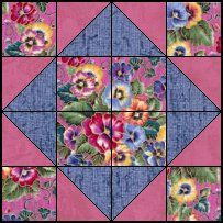 Quilts To Be Stitched - Four patch quilt patterns