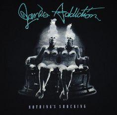 """Jane's Addiction """"Nothing's Shocking"""""""
