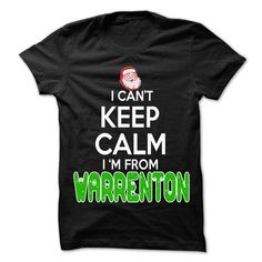 Keep Calm Warrenton... Christmas Time - 99 Cool City Sh - #gift for dad #gift for kids. OBTAIN LOWEST PRICE => https://www.sunfrog.com/LifeStyle/Keep-Calm-Warrenton-Christmas-Time--99-Cool-City-Shirt-.html?68278