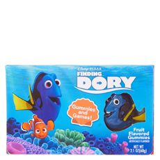 Finding Dory Fruit Flavored Gummies