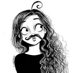 Amo los dibujos de Cassandra Calin