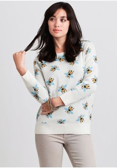 Busy Bee Sweater By Kling | Modern Vintage New Arrivals | Ruche