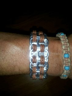My can tab bracelet!!!
