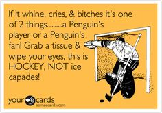 For all the damn crybabies associated w/the Penguins, I made this special for you! LET'S GO FLYERS!!!!!!!!!!!!!!!!