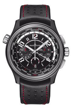 Jaeger-Lecoultre the AMVOX5 World Chronograph Cermet watch (PR/Pics http://watchmobile7.com/data/News/2013/06/130610-jaeger-lecoultre-AMVOX5_World_Chronograph_Cerme.html) (2/2) #watches