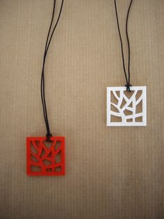 3D printed necklaces. Code: 12125/2 #jewelleryfromourheart #3Dprinting…
