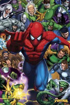 Empire 376176 Spiderman - Enemies - Film Movie Kino Plakat Poster - 61 x 91.5 cm - [ #Germany #Deutschland ] #Haushaltswaren [ more details at ... http://deutschdesign.apparelique.com/empire-376176-spiderman-enemies-film-movie-kino-plakat-poster-61-x-91-5-cm/ ]