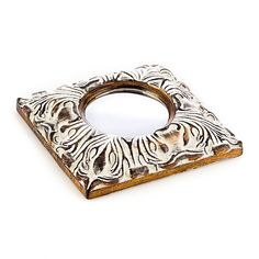 Faux Aged Trivet by Gold Canyon