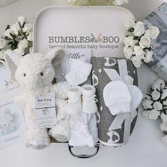 Stunning New Baby Gift Ideas. Baby Elephant Nursery, Nursery Toys, Baby Gift Hampers, Baby Hamper, Baby Shower Nappy Cake, Baby Shower Gifts, Gifts For New Parents, New Baby Gifts, New Mum Hamper