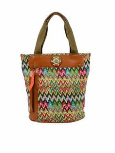 Geanta multicolora, textila Paris Summer, Meli Melo, Sicilian, Summer Collection, Diaper Bag, Shoulder Bag, Holiday, Bags, Handbags