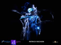 Artwork by Patrick Rochon, member of Light Painting World Alliance http://lpwalliance.com/index2.php?type=artist-name