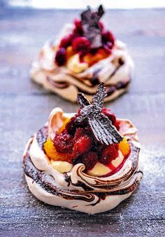 15 Meringue Recipes to Whip Up for the Holiday Season | Brit + Co