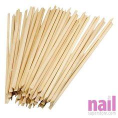 Orange Wood Sticks | Multi Use - Cuticle Pusher - Clean Under Nails