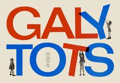 Some interesting and original design, courtesy of Ken Garland and this Galt Toys print.Ken Garland was art editor of Design Magazine, and eventually Vintage Typography, Typography Poster, Typography Design, Lettering, Vintage Graphic, Vintage Modern, Design Art, Logo Design, Print Design