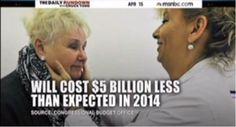New CBO report on Obamacare will give Republicans heartburn (VIDEO) EGBERTO?