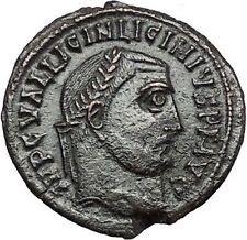 Licinius I Constantine The Great enemy 317AD Ancient Roman Coin Jupiter i55076