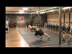 I love the TRX Suspension Trainer, it is a tool that allows me to train an infinite variety of clients and goals using a massive library of exercises.  The Suspension Trainer is an amazing tool to train, static strength, mobility, balance and core stability all in three dimensions.  This is one of my top 10 favorite exercises using the TRX Suspension Trainer visit www.caseystutzman.com for more