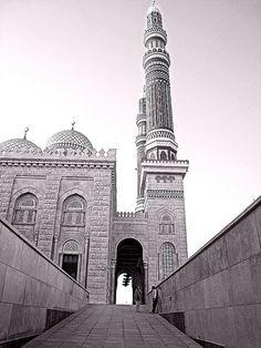 Yemen - Al Saleh Mosque   Flickr - Photo Sharing!