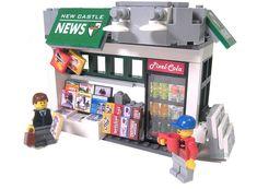 Lego Newsstand | by lgorlando