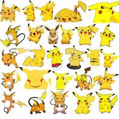 27 Pikachu And Raichu Clipart Pikachu Clipart Pokemon Clipart Pokemon Clip art Raichu Clipart Pokemon Stickers Pokemon Pokemon Printable                                                                                                                                                     More