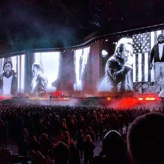 """Segundo concierto de la gira de U2 """"The Joshua Tree Tour 2017"""" en la ciduad de Seattle, Estados Unidos: setlist, fotos y vídeos"""