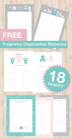 1000 images about baby book pages free on pinterest for Pregnancy journal template free