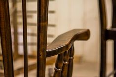 A photo from the Yoder Brothers profile of Amish woodworkers on the DutchCrafters Blog, Timber to Table