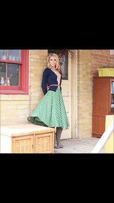 This skirt!! Oh so cute