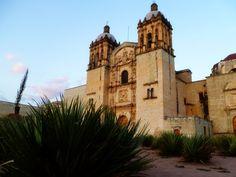 Santo Domingo Church, Oaxaca #Mexico