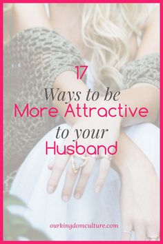 Not everyone can walk around looking like a Victorias' Secret model but that doesn't mean that we are not beautiful. You can be your own kind of beautiful and that is the best kind!Here are a few tips that will help you be more attractive for your husband. Because even though your marriage is not based on looks, your marriage is worth looking your best.#marriage, #personalcare, #husband Young Marriage, Unhappy Marriage, Broken Marriage, Successful Marriage, Marriage Advice, Marriage Scripture, Biblical Marriage, Marriage Prayer, Flirting With Your Husband