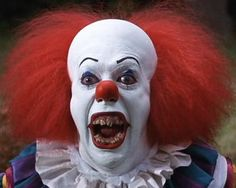 Pennywise.- It.- Tim Curry