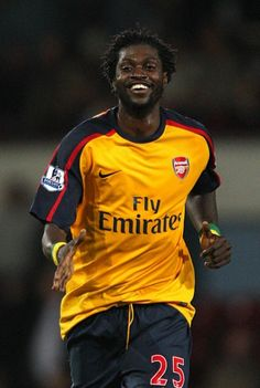 Emmanuel Adebayor - traitor