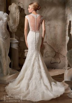 Mori Lee 2706 Wedding Dress. Mori Lee 2706 Wedding Dress on Tradesy Weddings (formerly Recycled Bride), the world's largest wedding marketplace. Price $675.00...Could You Get it For Less? Click Now to Find Out!