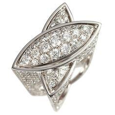 SCAVIA Diamond Ring
