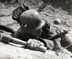 Grenadier de la Wehrmacht