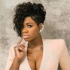 Loving Fantasia's New Hairstyle!!       #slayed