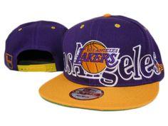 Snapbacks NBA Hats Caps 044 - LA Lakers Snapback - NBA Snapbacks 3783b15ff85