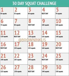 30 day squat challenge use year round. Variations of different types of squats can help you keep from getting bored. Check YouTube or the web for examples. Http://Facebook.com/groups/Icanwilshallreachmygoals #squats #30squatchallenge #getfit #fitness #tightbutt #thickthighs #abs #toning