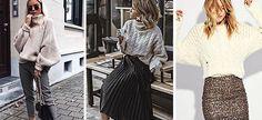 Εκμεταλλευτείτε τις εκπτώσεις του Νοεμβρίου και προσθέστε στην γκαρνταρόμπας σας αυτά τα κομμάτια-κλειδιά που θα σας βγάλουν ασπροπρόσωπες πρωί-βράδυ. Dresses With Sleeves, Long Sleeve, Sweaters, Fashion, Moda, Sleeve Dresses, Long Dress Patterns, Fashion Styles, Gowns With Sleeves
