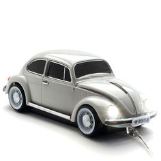 VW Beetle Wired Mouse Grey, £22.50, now featured on Fab.