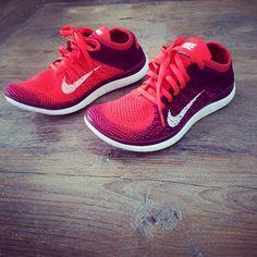 Nike Free Run +3 Red Blue Yellow #Blue #Womens #Sneakers
