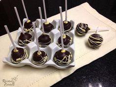 Receber e Celebrar: Cake Pops - a febre que invadiu festinhas e festonas! (Esse acho que até eu consigo fazer!)